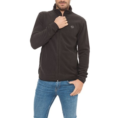 Lonsdale GIACCA PILE NERO