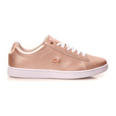 Acquista Authentic Lacoste CARNABY SNEAKERS IN PELLE NATURALE