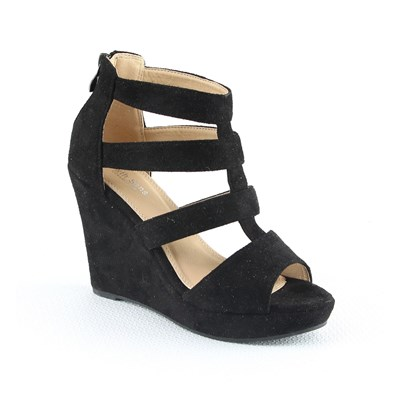 Sixth Sens WEDGES SCHWARZ