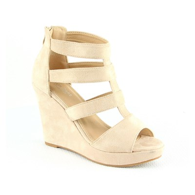 Sixth Sens WEDGES BEIGE