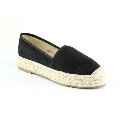 Costoso e fine Sixth Sens ESPADRILLAS NERO