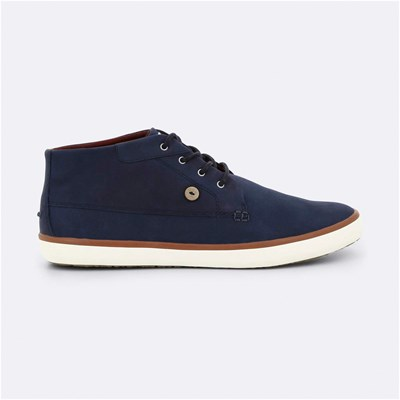 Faguo WATTLE03 LOW SNEAKERS MARINEBLAU