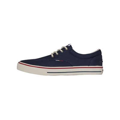 Tommy Hilfiger LOW SNEAKERS TINTENBLAU