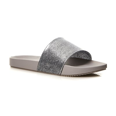 Chaussures Femme | Zaxy MULES ARGENT