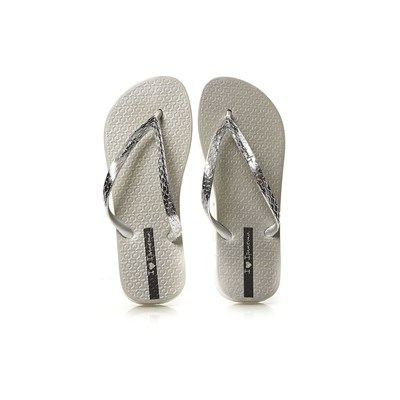 Chaussures Femme | Ipanema GLAM TONGS ARGENT