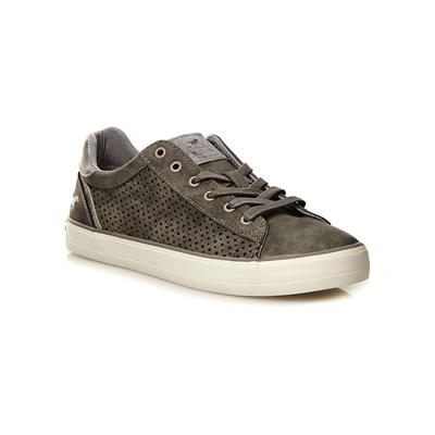 Mustang LOW SNEAKERS DUNKELGRAU