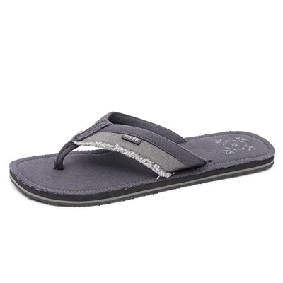 Chaussures Homme | Oxbow VALPERO TONGS GRIS