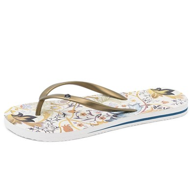 Chaussures Femme | Oxbow VENEZIA TONGS MULTICOLORE