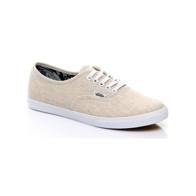 Vans AUTHENTIC SLIP-ON BEIGE Chaussure France_v824