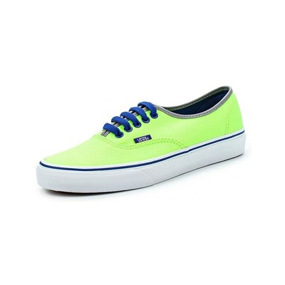 Vans AUTHENTIC BASKETS VERT Chaussure France_v822