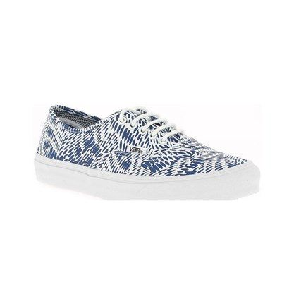 Vans AUTHENTIC SLIM LOW SNEAKERS ZWEIFARBIG