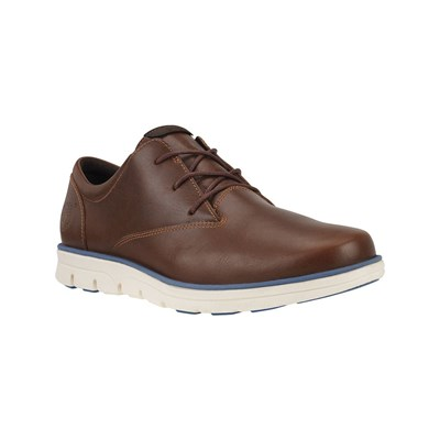 Timberland DERBIES EN CUIR BRUN Chaussure France_v10466