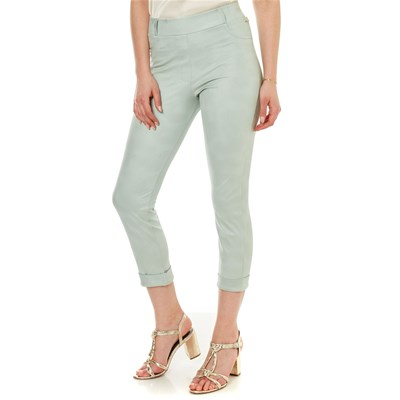 Double Jeu JEGGINGS VERDE