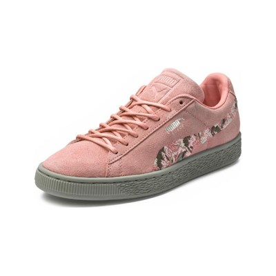 En 2830786 Baskets Cuir Suede Irreg Puma Rose Synthétique qz0tgWx