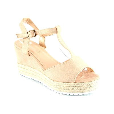 Forever Folie WEDGES BEIGE