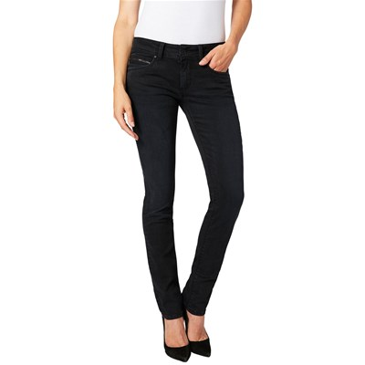 Pepe Jeans London NEW BROOKE JEANS SLIM NERO