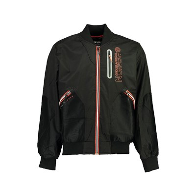 Geographical Norway CAMPVALLEY 056 BOMBER NERO