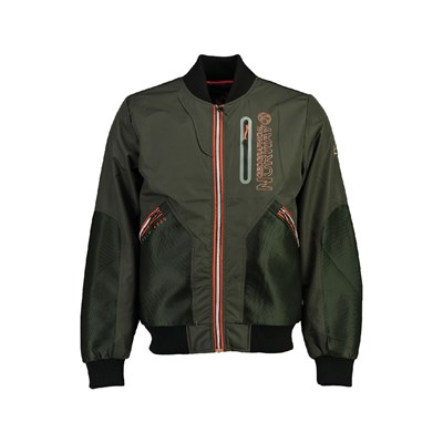 Geographical Norway CAMPVALLEY 056 BOMBER KAKI