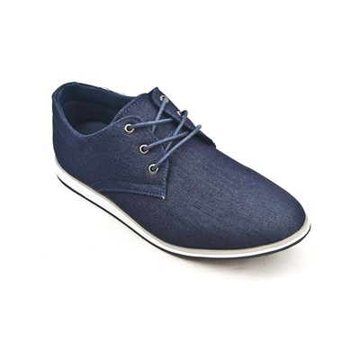 Goor DERBIES BLEU MARINE