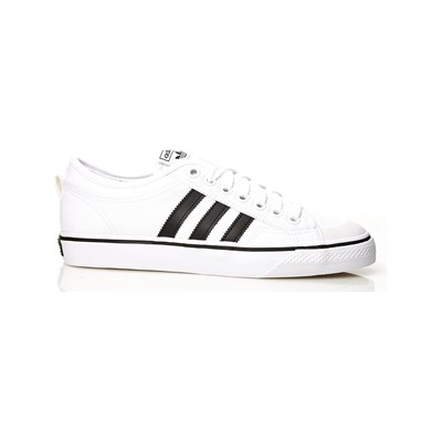 adidas Originals NIZZA LOW SNEAKERS WEIß