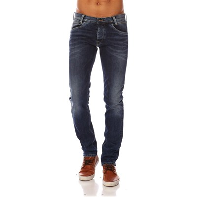 Pepe Jeans London SPIKE JEANS DRITTO BLU JEANS
