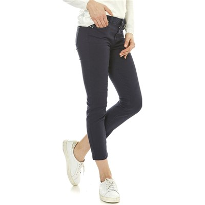 Best Mountain JEANS SLIM BLU MARINE