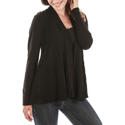 Maille Love CARDIGAN NERO