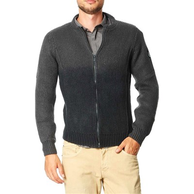 Hope N Life ESCOBAR CARDIGAN ANTRACITE