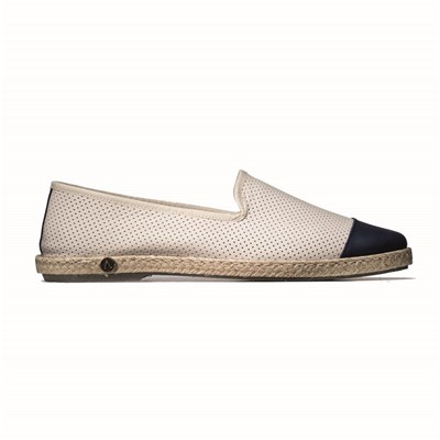 Chaussures Homme | Angarde UNEXPECTED ESPADRILLES WATERPROOF EN CUIR CRÈME