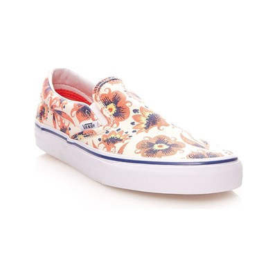 Vans CLASSIC SLIP-ON MULTICOLORE Chaussure France_v1060