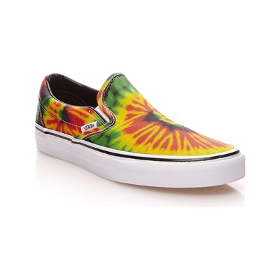 high Cut Vans CLASSIC SLIP-ON MULTICOLORE