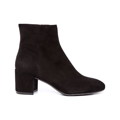 Ann Tuil MASK BOOTS, BOTTINES NOIR Chaussure France_v17988