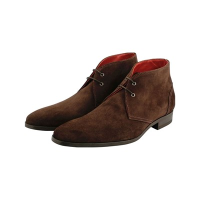 Bottines Cuir 2420037 Exclusif Marron En Olson Paris IwgxqFpxE