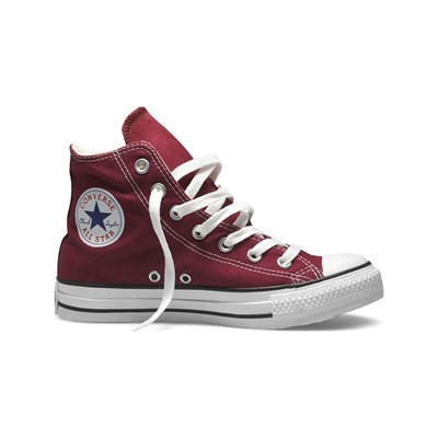 Converse CHUCK TAYLOR ALL STAR HI TURNSCHUHE, SNEAKERS BORDEAUXROT