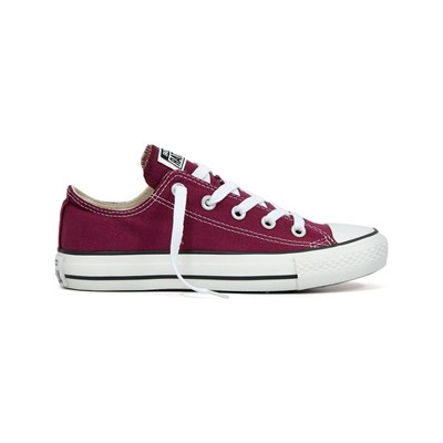 Converse CHUCK TAYLOR ALL STAR OX TURNSCHUHE, SNEAKERS BORDEAUXROT