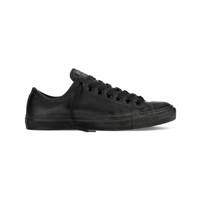 Converse CHUCK TAYLOR ALL STAR OX LEDERSNEAKERS SCHWARZ