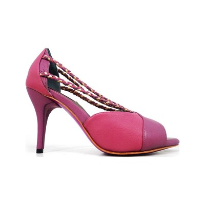 Pring Paris ELFA ESCARPINS EN CUIR ROSE