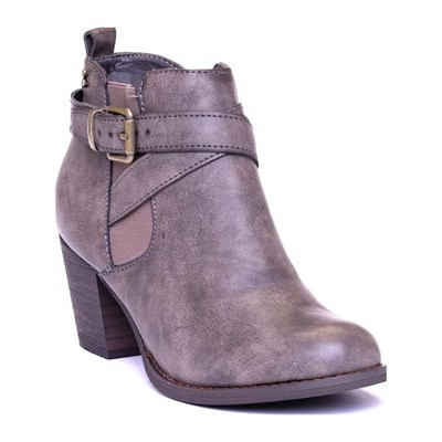 Xti 62124 BOOTS, BOTTINES GRIS Chaussure France_v1948