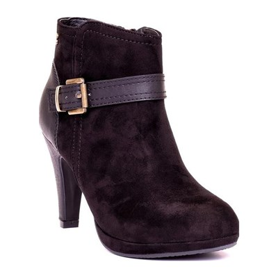Xti 62277 BOOTS, BOTTINES NOIR
