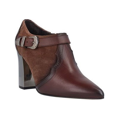 Roberto Botella BOOTS EN CUIR MARRON Chaussure France_v13174
