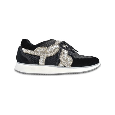Sophia Webster ROYALTY BASKETS MODE NOIR Chaussure France_v18117