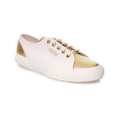 Snake Blanc 2234147 Baskets Synthétique Superga Mode Cotu Bx5Sqwwpz