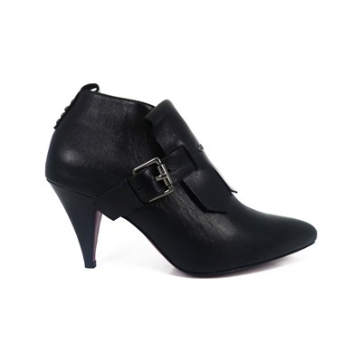 Pring Paris NIKA BOTTINES EN CUIR NOIR