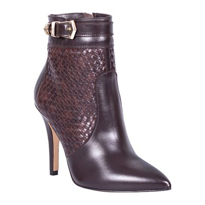 Roberto Botella BOOTS EN CUIR MARRON Chaussure France_v12888