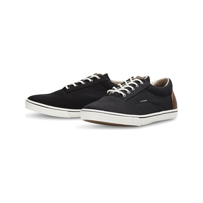 Jack & Jones VISION MIXED TURNSCHUHE, SNEAKERS ANTHRAZIT