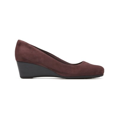 Rockport PUMPS BORDEAUXROT