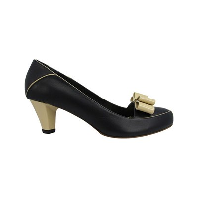 Pring Paris BOW ESCARPINS NOIR