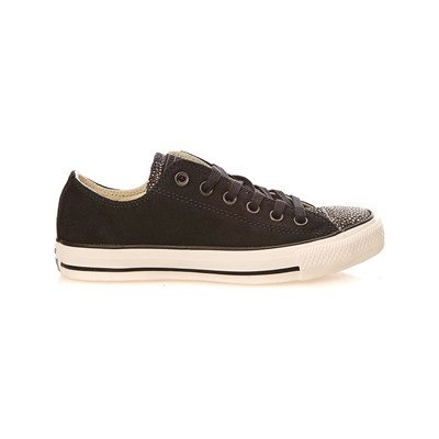 Converse CHUCK TAYLOR ALL STAR OX BASKETS BASSES NOIR Chaussure France_v6867