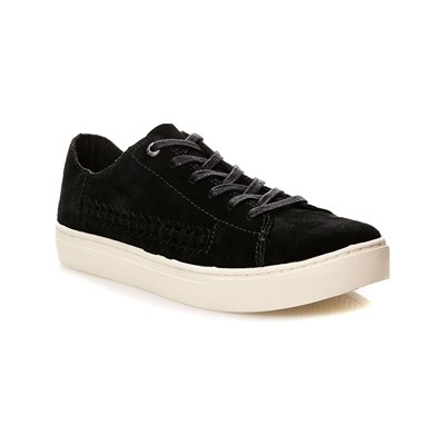 all'ingrosso ultimo Toms LENOX SNEAKERS IN PELLE SCAMOSCIATA NERO