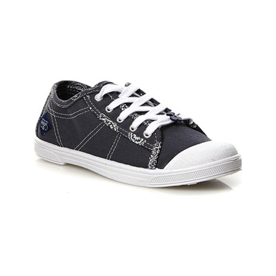 Le Temps des Cerises BASIC 02 LOW SNEAKERS MARINEBLAU
